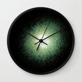 Particles Wall Clock