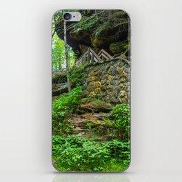 Walking Trail iPhone Skin