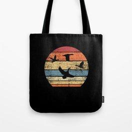 Ducks Bird Tote Bag