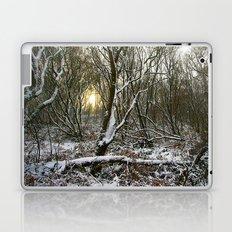 Snowy morning  Laptop & iPad Skin