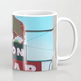 The Bison Bar Coffee Mug