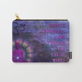 Boundless Buddha Carry-All Pouch