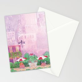 City Cafe Stationery Cards