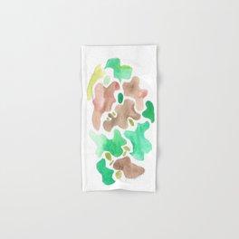 171115 Colour Shape 4|abstract shapes art design |abstract shapes art design colour Hand & Bath Towel