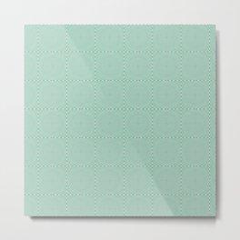 Pattern BigDuo #5 Metal Print