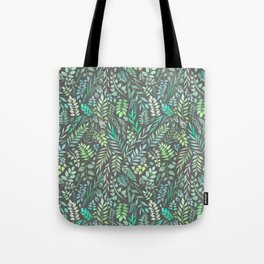Eucalyptus (Essential Oil Collection) Tote Bag