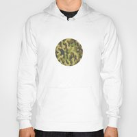 military Hoodies featuring Military Pattern by Crazy Thoom