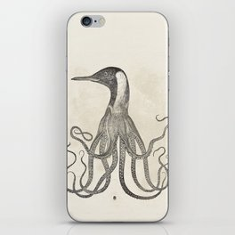 The Octo-Loon iPhone Skin
