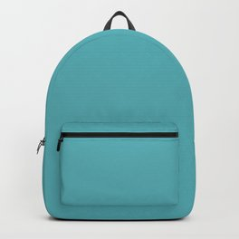 Light Teal Backpack