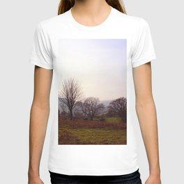 Dusk On The Hills T-shirt