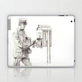 Making the Rounds Laptop & iPad Skin
