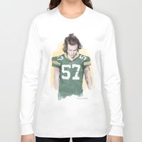 coconutwishes Long Sleeve T-shirts featuring Harry is Packers AF by Coconut Wishes