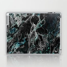 Ghostly Apparition Laptop & iPad Skin