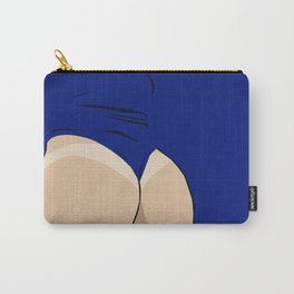 Tan Carry-All Pouch
