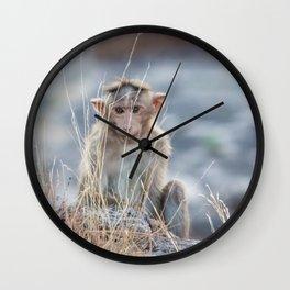 Secret agent Wall Clock