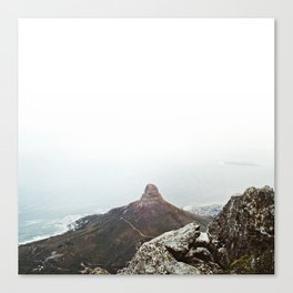 From Table Mountain II Canvas Print