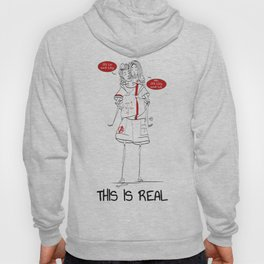 This is real Hoody