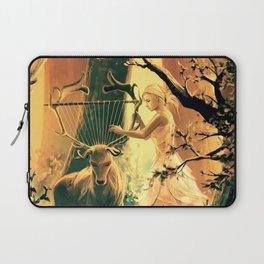 Feral Strings Laptop Sleeve