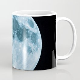 Moon - Space Photography Coffee Mug