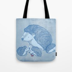 When he was young Tote Bag