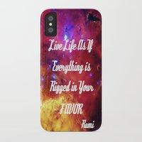 inspiration iPhone & iPod Cases featuring Rumi by 2sweet4words Designs