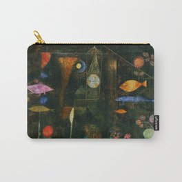 Paul Klee - Fish Magic Carry-All Pouch