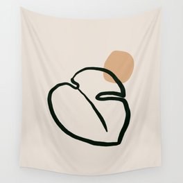 another monstera Wall Tapestry