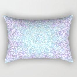 Crystalline Kaleidoscope 2 Rectangular Pillow