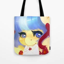 Letter to Rarity Tote Bag