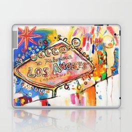 Las Angeles  Laptop & iPad Skin