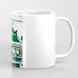 Green GMC Coffee Mug