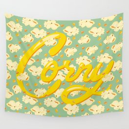"""""""Corny"""" Wall Tapestry"""