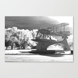 Fly me to Brazil Canvas Print