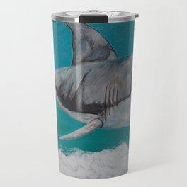 Sky Shark Travel Mug
