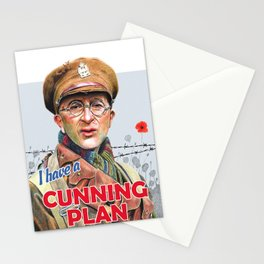 Cunning Plan Stationery Cards