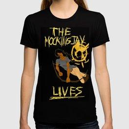 The mockingjay lives T-shirt