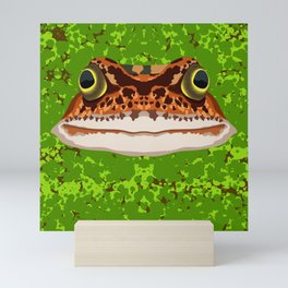 Frog Pond Mini Art Print