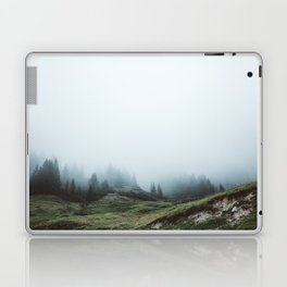 In the mountains again Laptop & iPad Skin