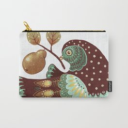 A Partridge In A Pear Tree II Carry-All Pouch