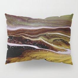 Motions 56, acrylic on canvas Pillow Sham