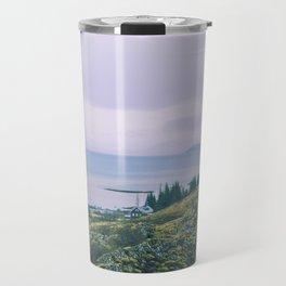 Country Cottage Travel Mug