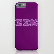 Monster University Fraternity : Slugma slugma Kappa Slim Case iPhone 6s