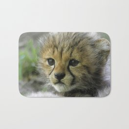 Cheetah20150908 Bath Mat