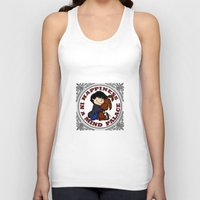 johnlock Tank Tops featuring Happiness In A Mind Palace by Marlowinc