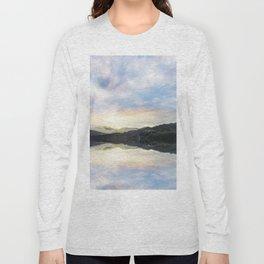 Llyn Padarn Long Sleeve T-shirt