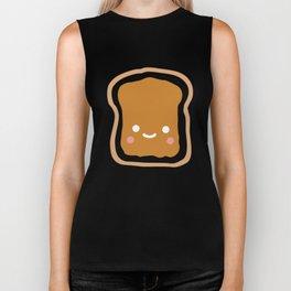 peanut butter sandwich Biker Tank