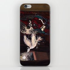 The Sorcerer and the Simourgh  iPhone & iPod Skin