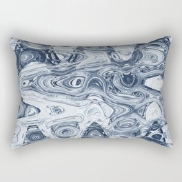 Abstract 142 Rectangular Pillow