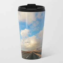 Iceland Road Travel Mug