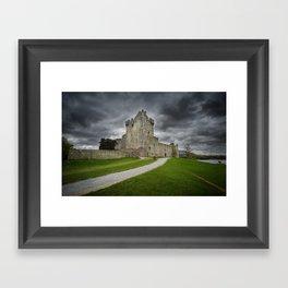 Ross Castle,Killarney,Ireland Framed Art Print